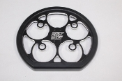 RBZ  Bullet Hole Dragster Steering Wheel
