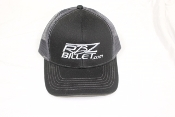 RBZbillet.com Black / Grey Hat