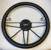 RBZ Billet Speedster Steering Wheel